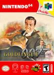 N64 - Goldfinger 007 (front)