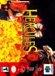 N64 - Hercules: The Legendary Journeys (front)