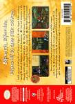 N64 - Hexen (back)