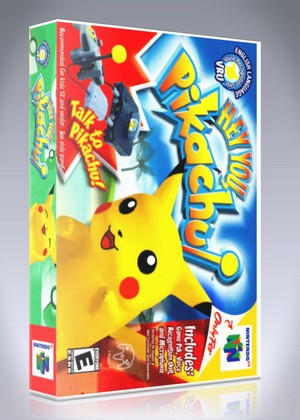 N64 - Hey You, Pikachu!