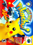 N64 - Hey You, Pikachu! (front)