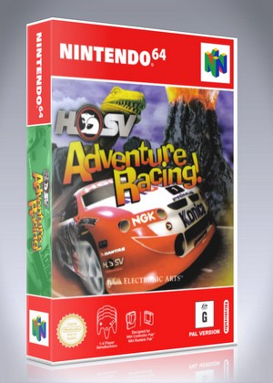N64 - HSV Adventure Racing!