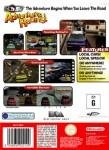 N64 - HSV Adventure Racing! (back)
