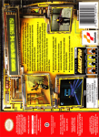 N64 - Hybrid Heaven (back)