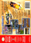 N64 - Hydro Thunder (back)