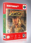 N64 - Indiana Jones and the Infernal Machine