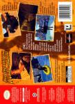 N64 - Indiana Jones and the Infernal Machine (back)