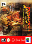 N64 - Indiana Jones and the Infernal Machine (front)