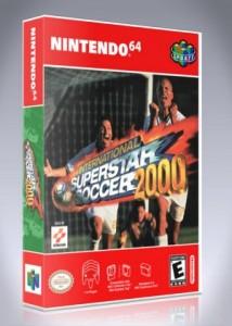 N64 - International Superstar Soccer 2000