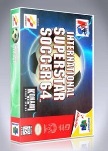 N64 - International Superstar Soccer 64