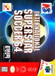 N64 - International Superstar Soccer 64 (front)