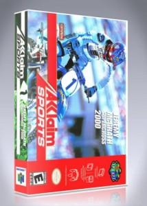 N64 - Jeremy McGrath Supercross 2000