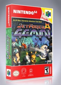 N64 - Jet Force Gemini