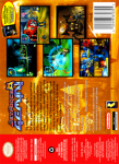 N64 - Jet Force Gemini (back)