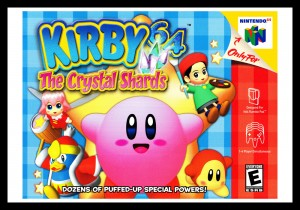 N64 - Kirby 64 Poster