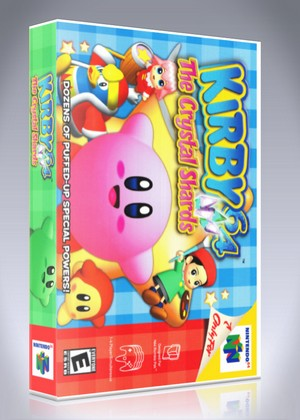 N64 - Kirby 64: The Crystal Shards
