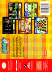 N64 - Kirby 64: The Crystal Shards (back)