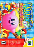 N64 - Kirby 64: The Crystal Shards (front)