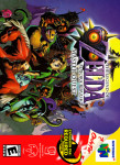 N64 - Legend of Zelda: Majora's Mask Master Quest (front)