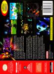 N64 - Legend of Zelda, The: Majora's Mask (back)