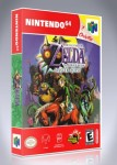 N64 - Legend of Zelda: Majora's Mask Master Quest