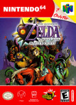 N64 - Legend of Zelda: Majora's Mask Master Quest (front)