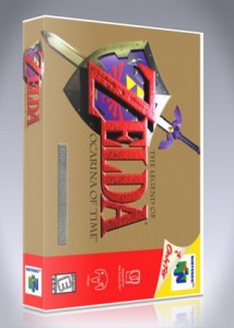 N64 - Legend of Zelda, The: Ocarina of Time (Collector's Edition)