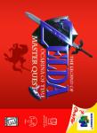 N64 - Legend of Zelda: Ocarina of Time Master Quest (front)
