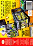 N64 - Lode Runner 3D (back)
