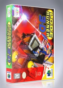 N64 - Lode Runner 3D