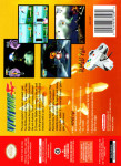 N64 - Lylat Wars (back)