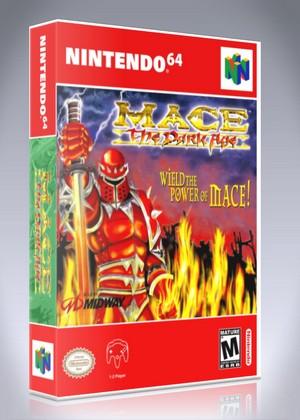N64 - Mace:  The Dark Age