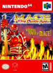 N64 - Mace:  The Dark Age (front)