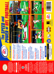 N64 - Madden NFL 2000 (back)