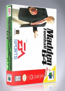 N64 - Madden Football 64