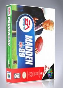 N64 - Madden NFL 99