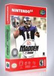 N64 - Madden NFL 2002