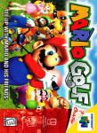 N64 - Mario Golf (front)