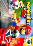 N64 - Mario Kart 64 (front)
