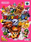 N64 - Mario Party 2 – JPN (front)