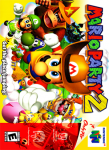 N64 - Mario Party 2 (front)