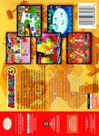N64 - Mario Party 3 (back)