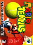 N64 - Mario Tennis (front)