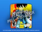 N64 - Mega Man 64 Label