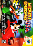 N64 - Mickey's Speedway USA (front)