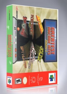 N64 - Midway's Greatest Arcade Hits Volume 1