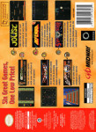 N64 - Midway's Greatest Arcade Hits Volume 1 (back)