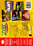 N64 - Milo's Astro Lanes (back)
