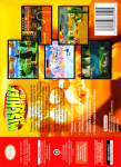 N64 - Mischief Makers (back)
