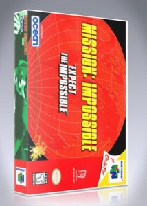 N64 - Mission: Impossible